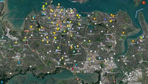 map shows  zealands secret  food newshub