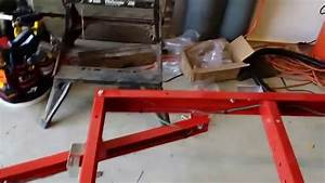 Harbor Freight Folding Trailer Build Part 2