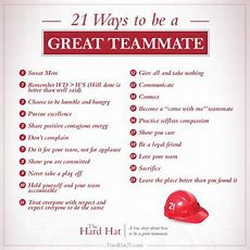 "Pl Lakers On Twitter ""21 Ways To Be A Great Teammate Httptcoaqcpdjycvz"""