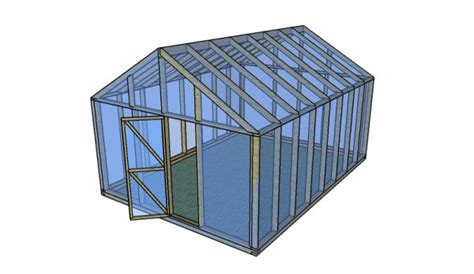 greenhouse plans  garden plans   build garden projects