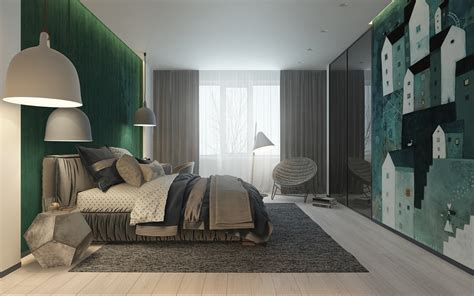Design Ideas For Green Bedroom by Green Bedroom Decorating Ideas For Bring Out A