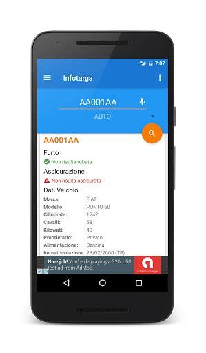 Dati Auto Rubate Infotarga Verifica Stato Assicurativo Dati Ed Eventuali