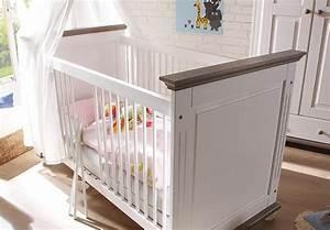 Babybett 70x140 Weiß : babybett 70x140 bett baby babym bel kinderbett massiv wei kids teens baby babybetten ~ Indierocktalk.com Haus und Dekorationen