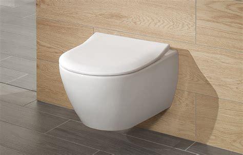 toilette villeroy et boch villeroy boch subway 2 0 directflush softclose sani4all