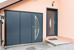 Garage David Saint Fulgent : porte de garage battante remiremont g rardmer ~ Gottalentnigeria.com Avis de Voitures