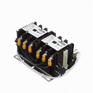 Contactor 3 Pole  30 Amps  24 Volts