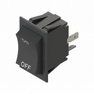 Replacement On  Off Switch Assembly For Lippert Components
