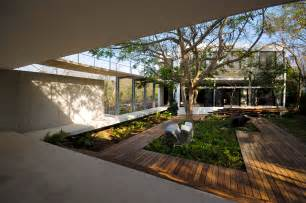 homes with courtyards home inspiration modern garden design studio mm architect