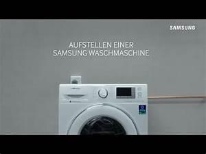 Siemens Waschmaschine Transportsicherung : how to so entfernt man die transportsicherung einer wa doovi ~ Frokenaadalensverden.com Haus und Dekorationen