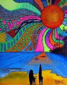 Trippy Easy Art Paintings