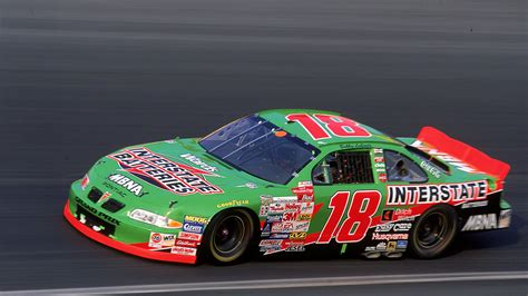 18 Car Nascar by From Dj To Bobby Labonte To Rowdy A History Of The No 18