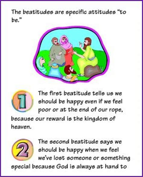 the beatitudes for preschoolers 17 best images about childrens bible class beatitudes on 470