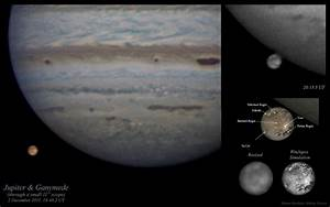 Map to Planet Earth From Jupiter - Pics about space