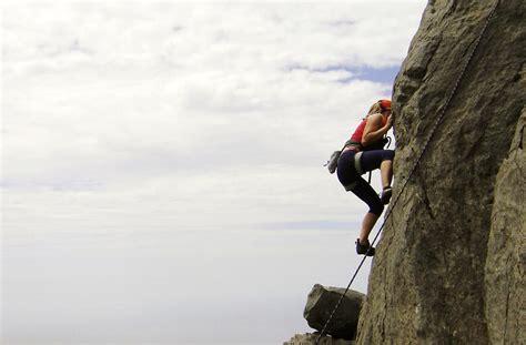 Climbing  Madeira All Year