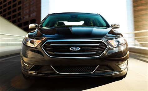 2018 Ford Taurus Price, Engine, Interior, Us Model, Rumors