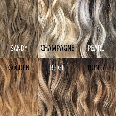 Different Color Hair by Top 16 Hair Colour Trends For This Summer 2017 Hair