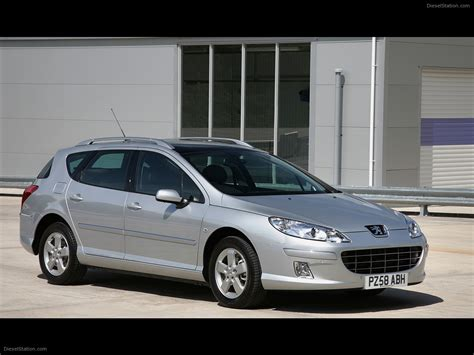 the latest peugeot car the new 2009 peugeot 407 exotic car picture 13 of 28