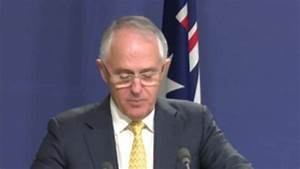 Malcolm Turnbull Fails Test And Puts Leadership In