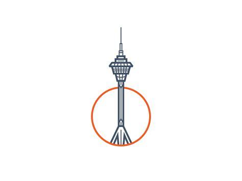 macau tower macau icon animation  noah duong chi