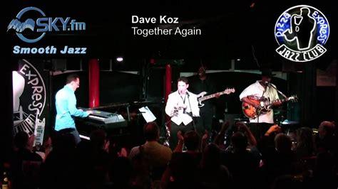 Aqui Y Ajazz, Dave Koz