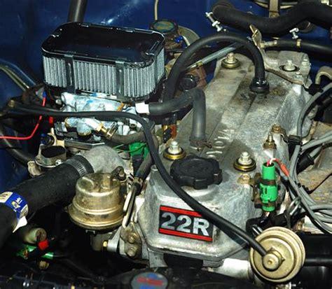 1982 Toyotum 22r Carb Wiring Diagram by Webber Conversion Toyota 22r