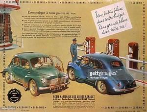 4cv Renault 1949 A Vendre : 4cv renault photos et images de collection getty images ~ Medecine-chirurgie-esthetiques.com Avis de Voitures