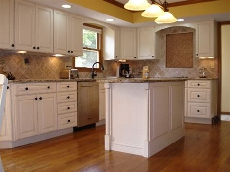affordable cabinets and affordable kitchen design idea