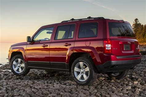 2015 Jeep Patriot New Car Review Autotrader