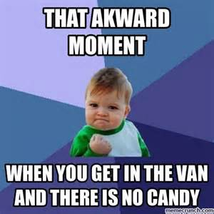 Meme Candy - candy van