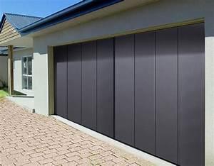 porte de garage ouverture laterale budget maisoncom With porte de garage laterale prix