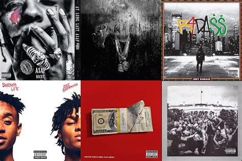 The 30 Best Hiphop Albums Of 2015 (so Far)  Page 6 Of 7
