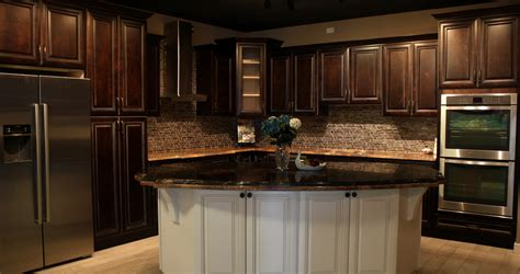 Algonquin Kitchen Cabinets, Sinks And Countertops — Rock