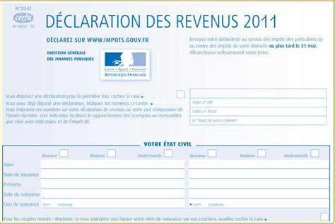 len re cours de cuisine calendrier 2012 des déclarations d impôt sur les revenus