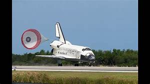 NASA Space Shuttle Landing Video - YouTube