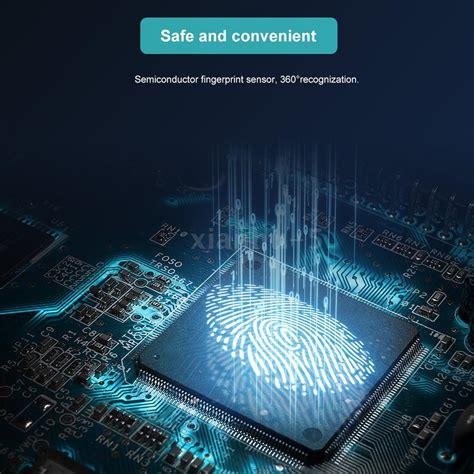 Smart Keyless Fingerprint Cabinet Lock Biometric Electric