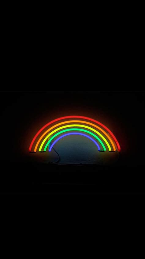 aesthetic rainbow wallpaper rainbow wallpaper iphone