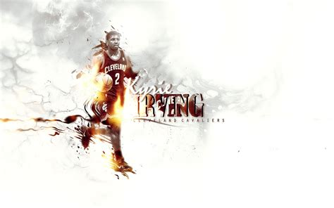 kyrie irving wallpapers hd logo cleveland cavs