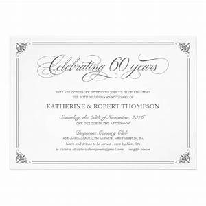 30 best images about 60th anniversary on pinterest With cheap 60th wedding anniversary invitations