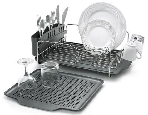dish racks   top rated utensil drainers