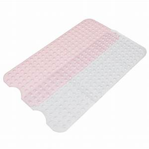 100 X 40cm Home Mat PVC Sucker Anti Slip Bathtub Bath