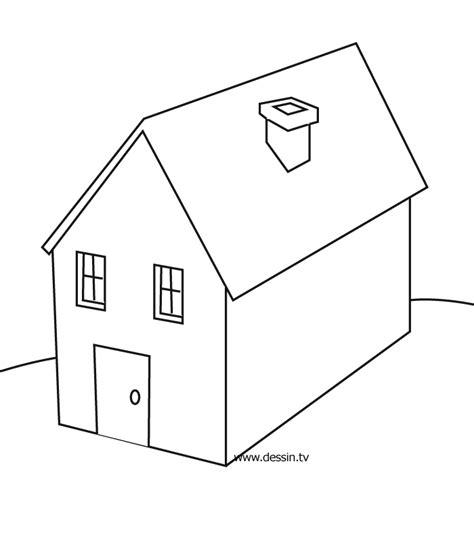 dessin maison a imprimer dessin maison hant 195 169
