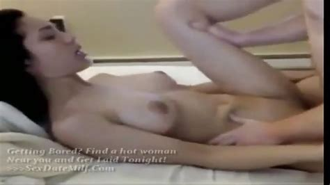 Beautiful Indonesian Babe Loves Getting Fucked In Her Shaved Cunt