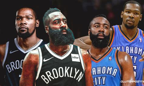 Nets rumors: James Harden loved playing with Kevin Durant ...