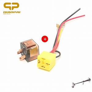 1pc Universal Car Horn Relay 12v  24v 100a Motorcycle