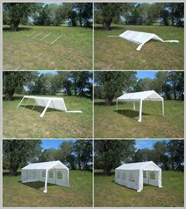 Partyzelt 3x6 Wasserdicht : festzelt partyzelt 4x8 m modular pro mit fenstern partyzelt ~ Orissabook.com Haus und Dekorationen