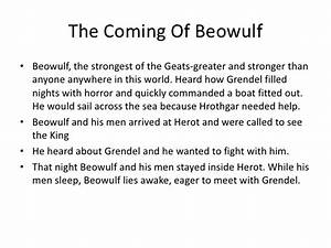 research paper on beowulf