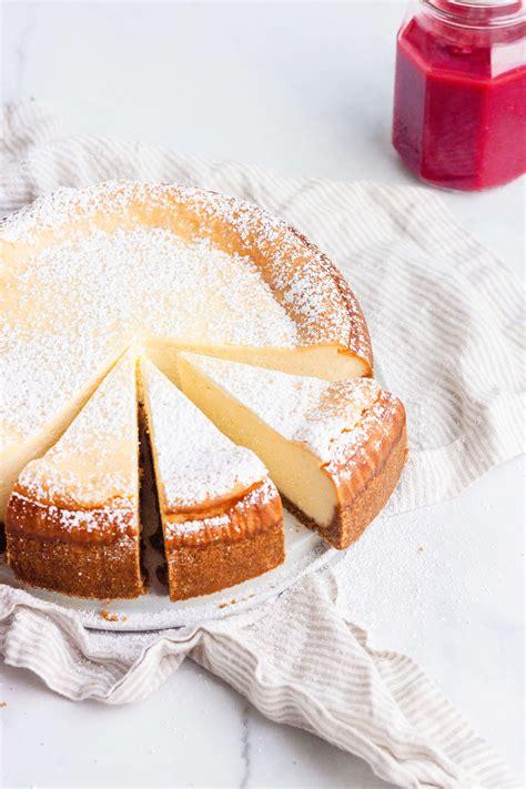 york cheesecake recipe  video