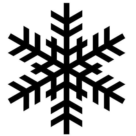 Transparent Background Snowflake Silhouette Snowflake Clip by Snowflake Clipart Transparent Background Clipart Panda