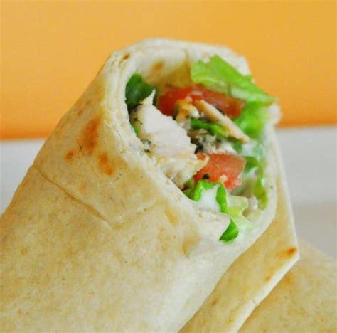 cuisine wrap wraps de poulet les recettes de la cuisine de asmaa