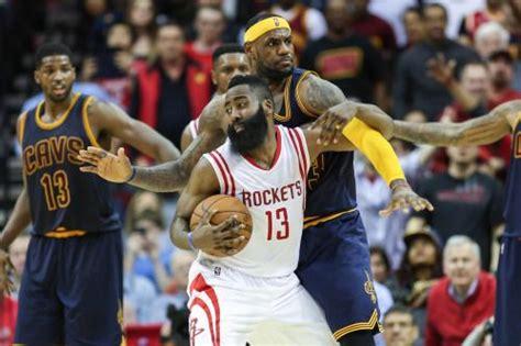 Cleveland Cavaliers vs. Houston Rockets: Live Score ...